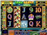 spilleautomat på nett Bank Bandit NuWorks