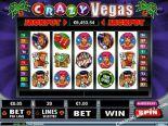 spilleautomat på nett Crazy Vegas RealTimeGaming