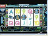 spilleautomat på nett Fantastic Four CryptoLogic