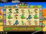 spilleautomat på nett Freaky Wild West GamesOS