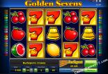 spilleautomat på nett Golden sevens Greentube