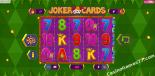 spilleautomat på nett Joker Cards MrSlotty