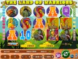 spilleautomat på nett Land Of Warriors Wirex Games