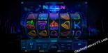spilleautomat på nett Neon Reels iSoftBet