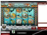 spilleautomat på nett Ocean Treasure Rival