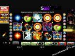 spilleautomat på nett Silver Surfer CryptoLogic