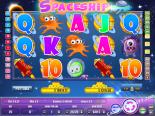 spilleautomat på nett Spaceship Wirex Games