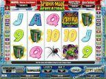 spilleautomat på nett Spider-Man Revelations CryptoLogic