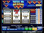 spilleautomat på nett Wild 7s iSoftBet